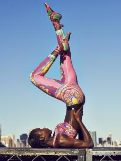 Magical Kaleidoscope - Nike in collaboration with artist Yuko Kanatani