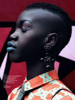 Saki W by Denver Rodrigues for 74 Magazine