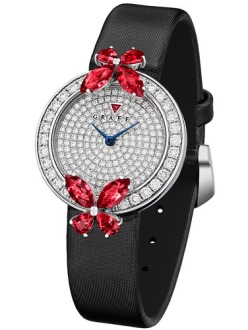 Graff - Butterfly II with diamonds and rubies