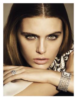 Madison Headrick for Vogue Mexico January 2014 - Brillo Secreto