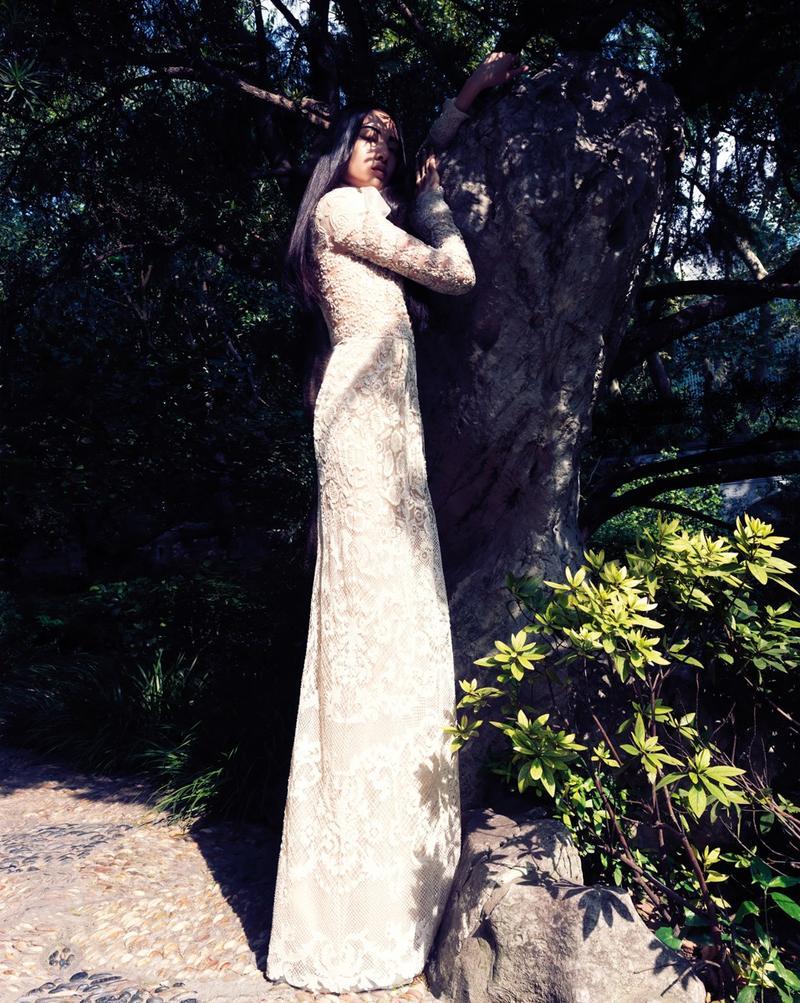 Eternal Spring - Harper's Bazaar Vietnam January 2014 Issue