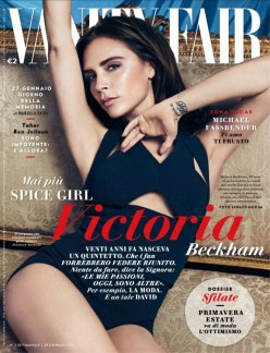 Victoria Beckham for Vanity Fair Italia January 2014