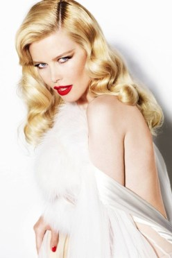 Claudia Schiffer Launches Haircare in Collaboration With Schwarzkopf