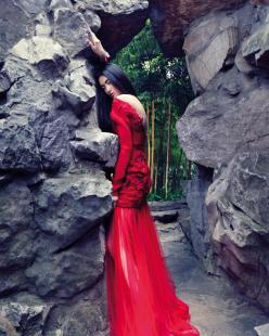 Eternal Spring - Harper's Bazaar Vietnam January 2014 Issue