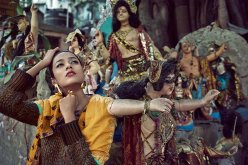 Pavalli Singh for Harper's Bazaar India February 2014