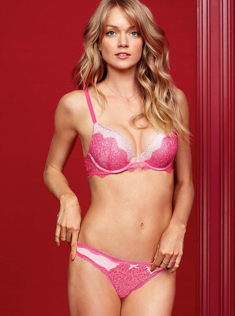 Cupid Strikes – Adriana, Candice and Sara for Victoria's ...
