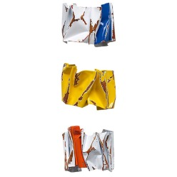 Bracelets in painted metal - Céline