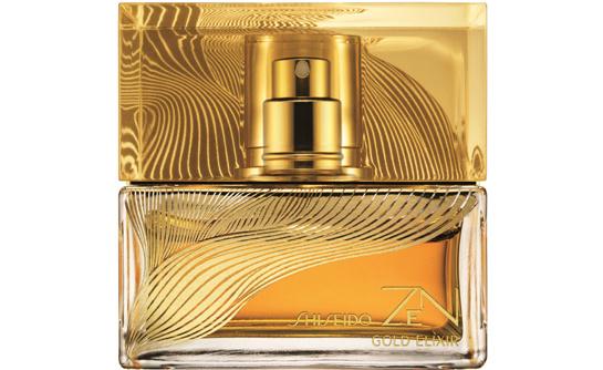 Absolute Zen Gold Elixir Eau de Parfum, Shiseido, 50ml, €74.
