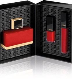 Fendi Debut Makeup Collection - L'Acquarossa Red Essential, € 115.00