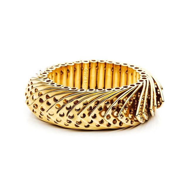 Gilded metal bracelet Eddie Borgo