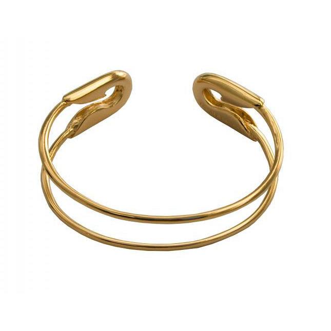 Gold bracelet Tom Binns