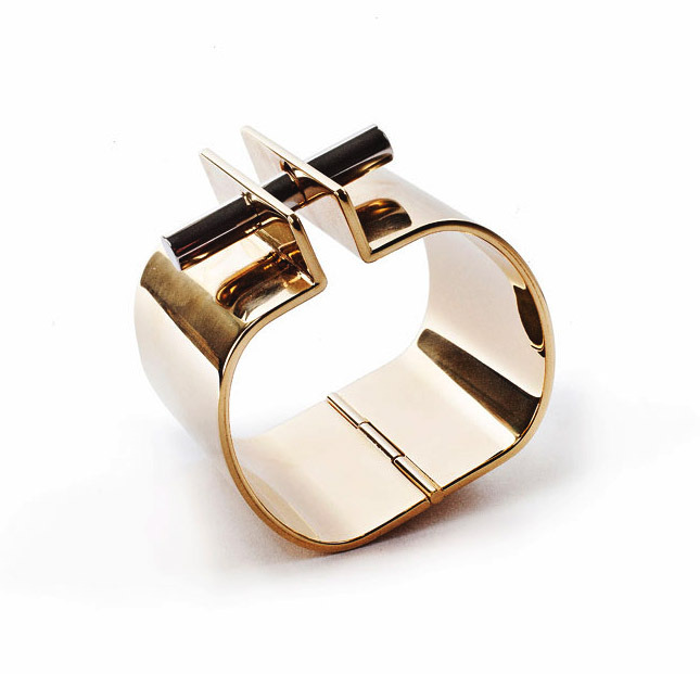 Metal bracelet Chloé