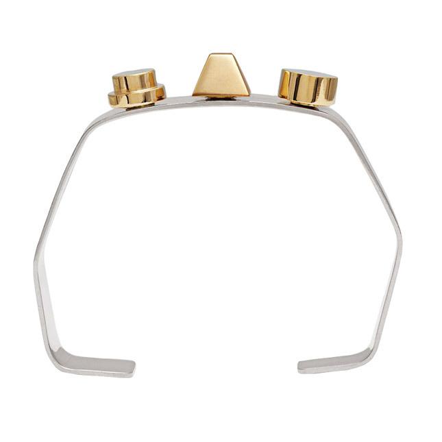 Silver bracelet - Saint Laurent