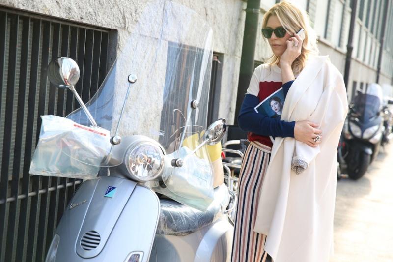 Street Style at Milan Fashion Week A/W 2014 (part 5)