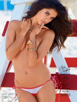 Sara Sampaio for Sports Illustrated Swimsuit 2014 50th Anniversary Issue