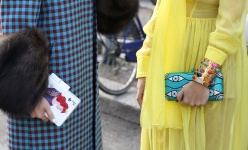 Street Style at Milan Fashion Week A/W 2014 (part 5)
