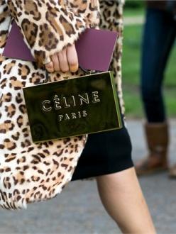 Street Style at London A/W 2014 Fashion Week (part 3)