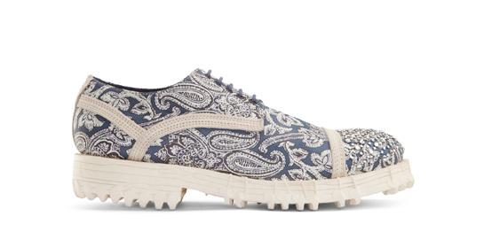 Laura shoes, Acne Studios x Liberty London