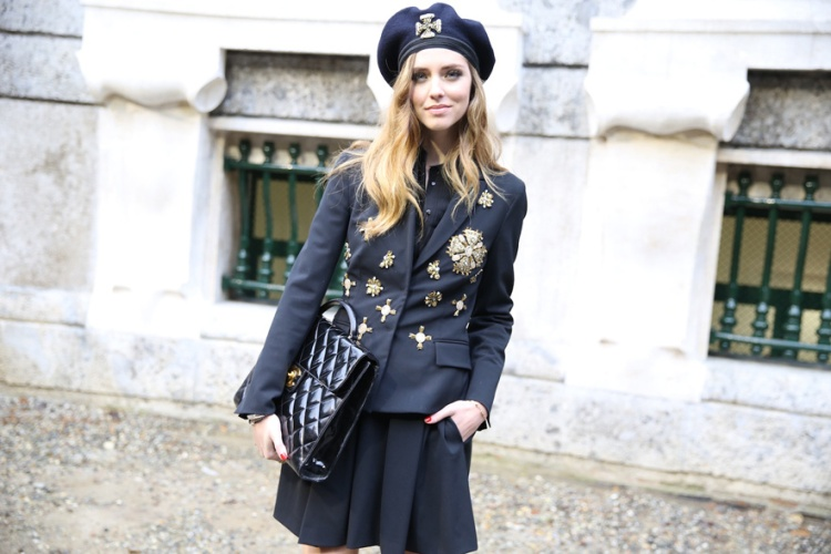 Street Looks at Milan Fashion Week: Day 1