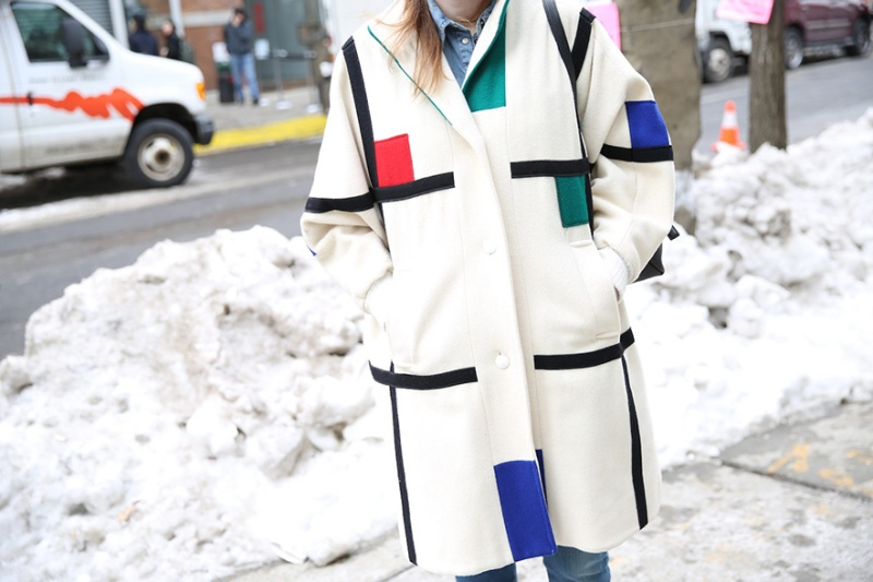 Street Looks at New York Fashion Week: Day 2