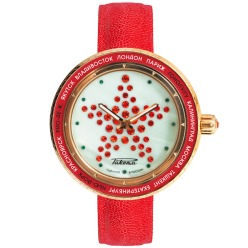 Natalia Vodianova - Designer Watches Raketa