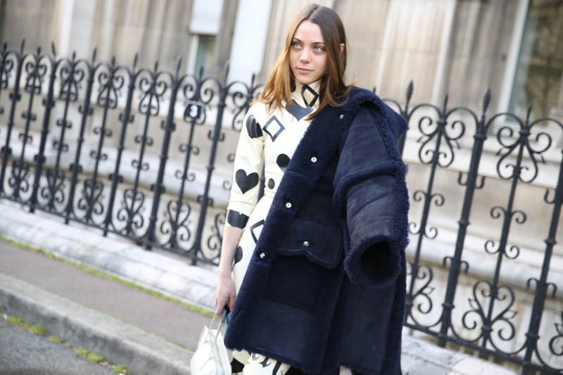 Street Looks at Paris Fashion Week