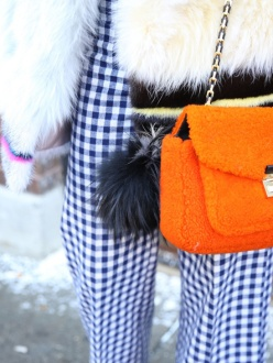 Street Looks at New York Fashion Week: Day 4
