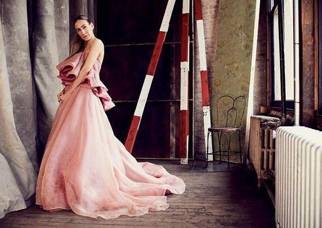 Sarah Jessica Parker for Harper's Bazaar UK April 2014