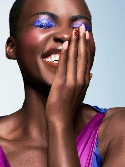 Lupita Nyong'o by Philippe Salomon for Essence Magazine