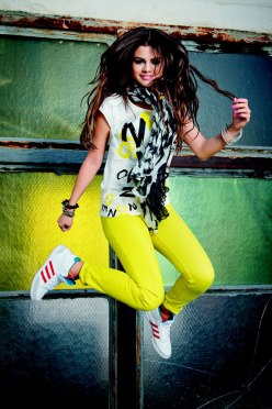 Selena Gomez for Adidas Neo Collection