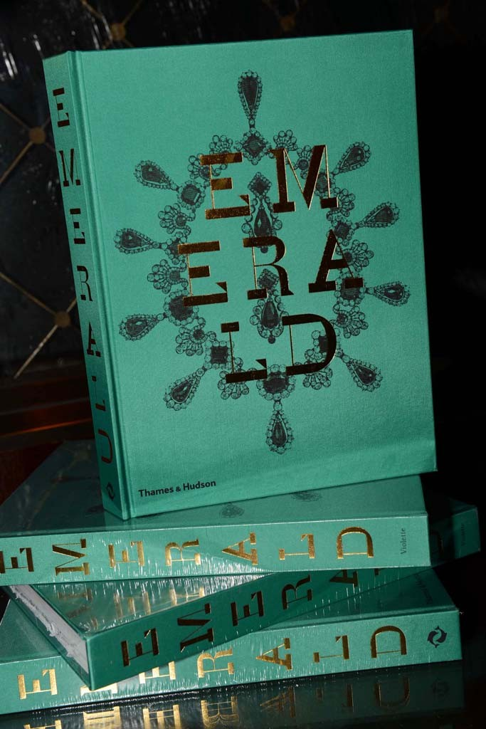 Gemfields' new Tabletop Book, Emerald