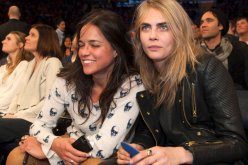 Cara Delevingne and Michelle Rodriguez Are An Item