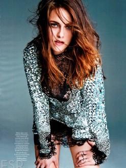 Kristen Stewart for Marie Claire March US 2014