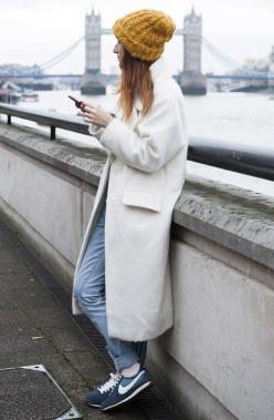 Street Style at London A/W 2014 Fashion Week