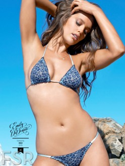 Emily Didonato for Sports Illustrated Swimsuit 2014 50th Anniversary Issue