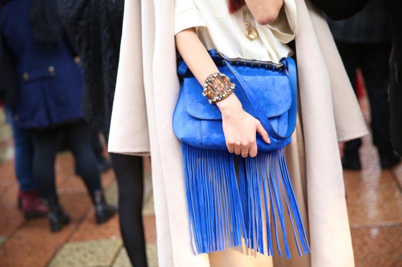 Street Looks at Milan Fashion Week: Day 1