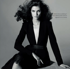 Bianca Balti for Porter Magazine Spring 2014 - The Shape Of Things To Come