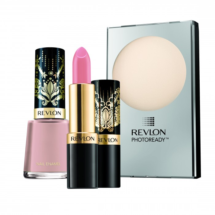 Red Carpet - Revlon and Marchesa Beauty Collection S/S 2014