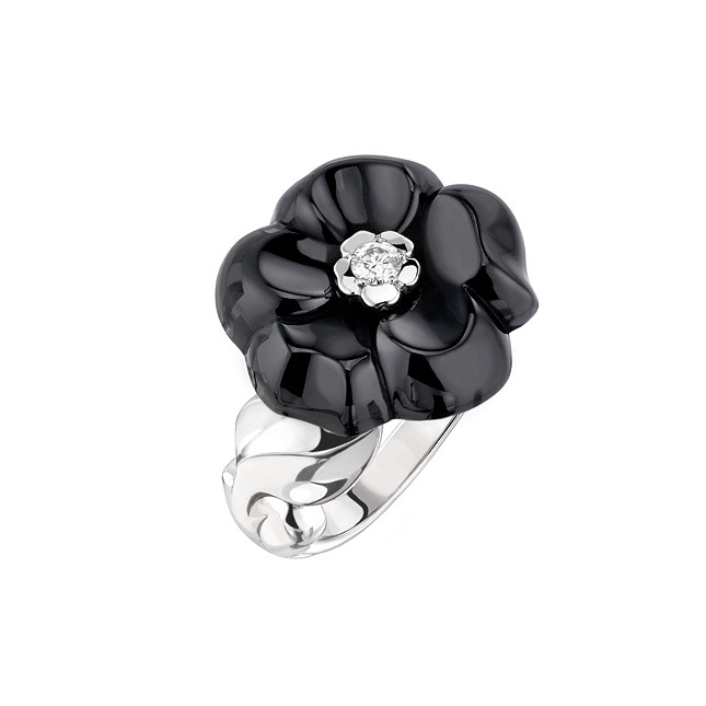 Camélia Galbé - The New Jewelry Collection by Chanel