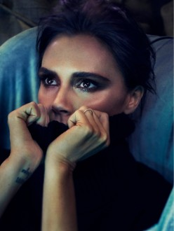 Victoria Beckham by Alexi Lubomirski for Allure March 2014
