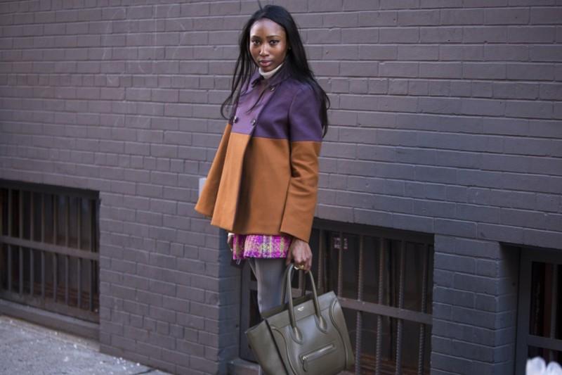 New York Street Style A/W 2014.15