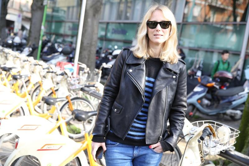 Jennifer Neyt, editorial manager, Vogue.fr