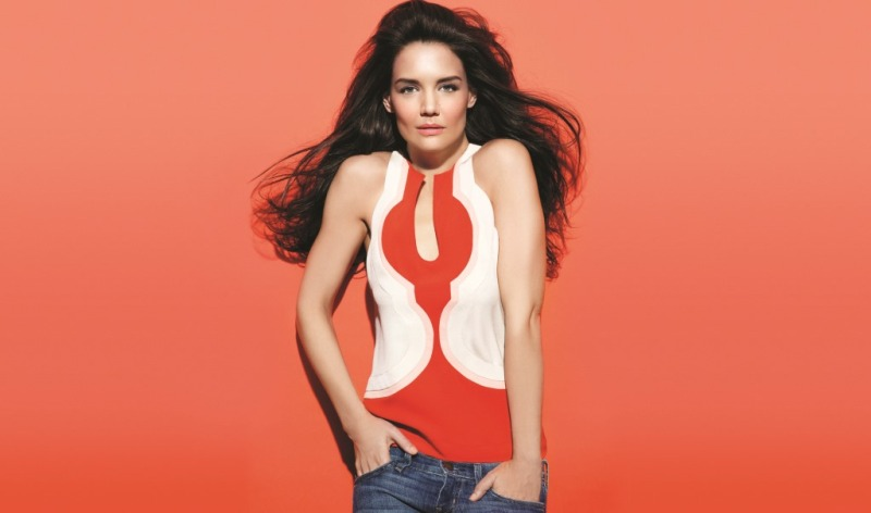 "Katie Holmes for Bobbi Brown ""Nectar and Nude Collection"" for S/S 201"