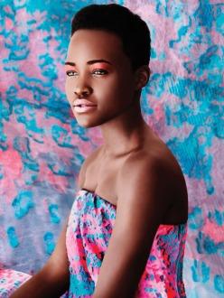 Lupita Nyong'o for New York Magazine February 2014