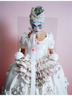 """""""Zzzz"""" Fairy Tale - by Tim Walker for Love Magazine Spring/Summer 2014"""