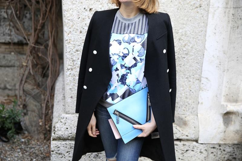 Street Style at Milan Fashion Week A/W 2014 (part 4)