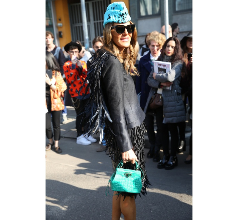 Anna Dello Russo, editor-at-large and creative consultant at Vogue Japan