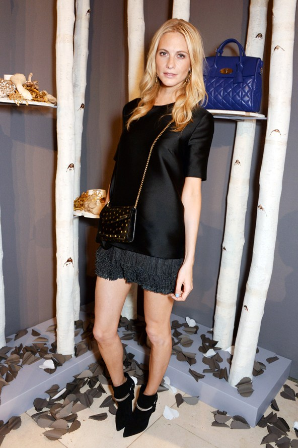 How to Party Like Poppy Delevingne Joan Smalls: 12 Looks to Try Now