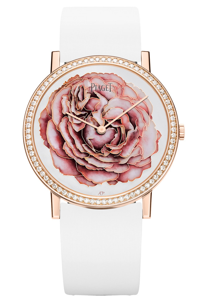 Piaget - Rose Passion Collection