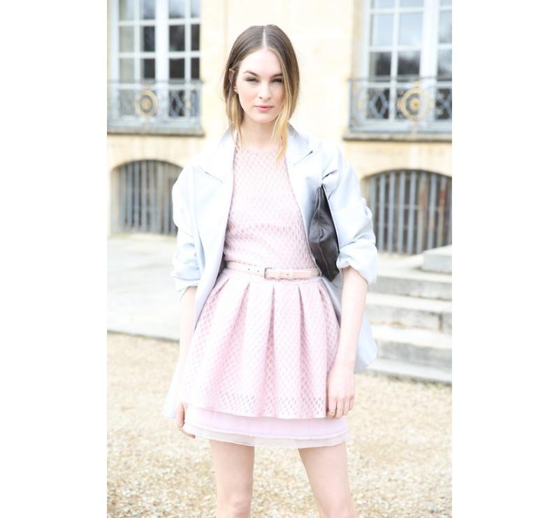 Street Looks at Paris Fashion Week